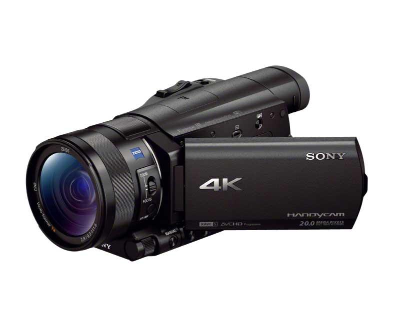 Sony FDR-AX100B